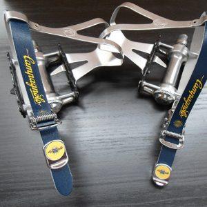 campagnolo pedal toe straps