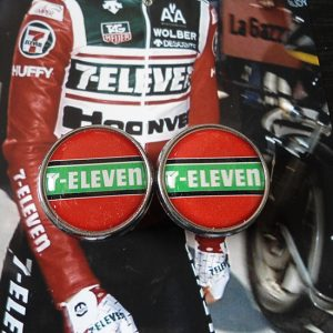 7-eleven handlebar end plugs