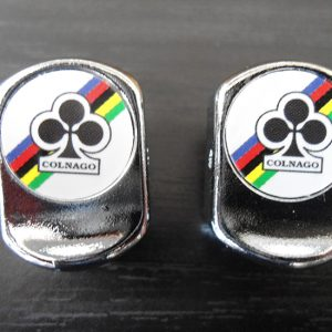 Colnago toe strap buttons