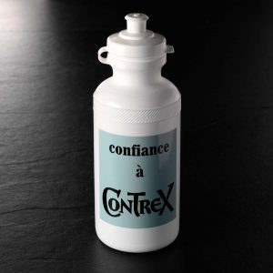 Contrex tour de france Bidon cyclisme