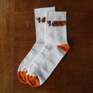 BIC Anquetil Ocana cycling socks