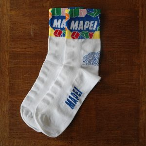 MApei museeuw cycling socks