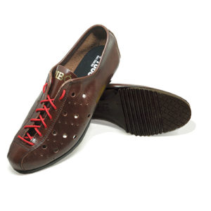 Proou retro wielerschoen vintage cycling shoe