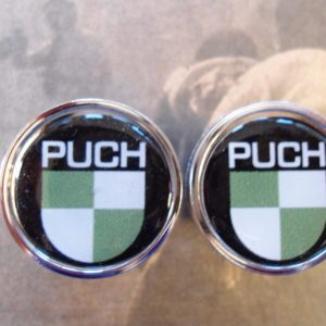 PUCH bicycle handlebar end plugs